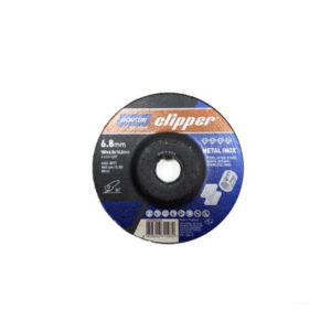 "Norton Clipper 4"" Grinding Wheel x 6.8mm"
