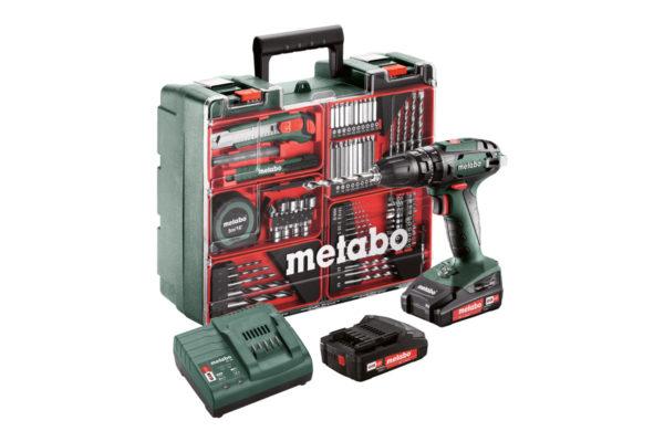 Metabo Cordless Drill 18V (SET) SB18 Set