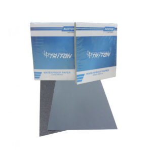 Norton Triton Waterproof Sandpaper